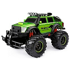 New Bright - 1:12 Rhino Jeep 4 X 4