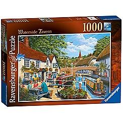 Ravensburger - Waterside Tavern, 1000pc Jigsaw Puzzles