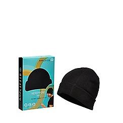 Amplified - Black headphone hat
