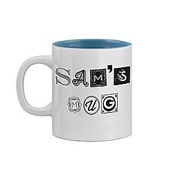 Paladone - Typography Mug