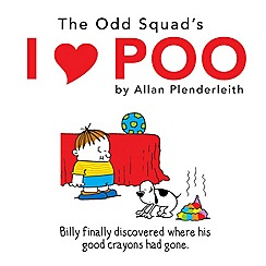 All Sorted - I Love Poo - New Edition