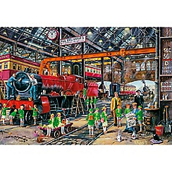 Gibsons - 500 piece jigsaw puzzle