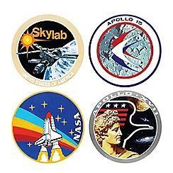 NASA - Set of 4 coasters
