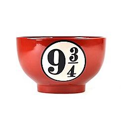 Harry Potter - Platform 9 3/4 bowl