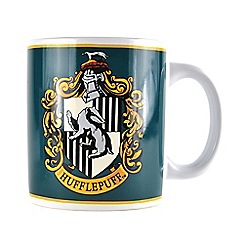 Harry Potter - Hufflepuff crest mug