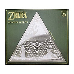 Paladone - Zelda triforce mirror
