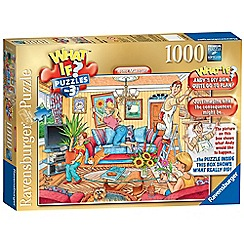 Ravensburger - What If? No. 3 - Home Makeover, 1000pc Jigsaw Puzzle