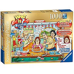 Ravensburger - What If? No.12 - The Cake Off, 1000pc Jigsaw Puzzle