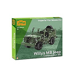 Haynes - Imperial War Museums Willys MB Jeep Construction Set