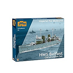 Haynes - Imperial War Museums HMS Belfast Construction Set