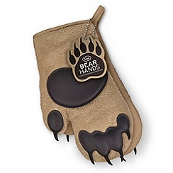 Fred - Bear hands oven mitts
