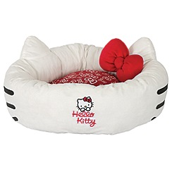 Hello Kitty - White Donut Bed