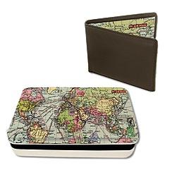 Wild & Wolf - Map Wallet