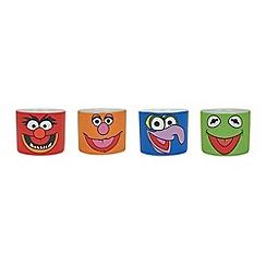 Disney - Muppets set of 4 egg cups