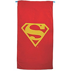 Superman - Cape towel
