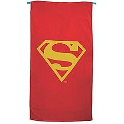 Superman - Cape towel