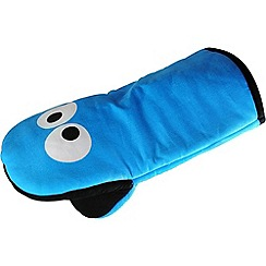 Sesame street - Cookie Monster oven mitt