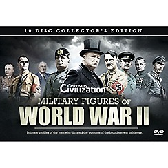 DVD - Military Figures of WWII (DVD)