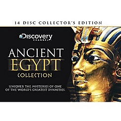 DVD - Ancient Egypt Collection (DVD)