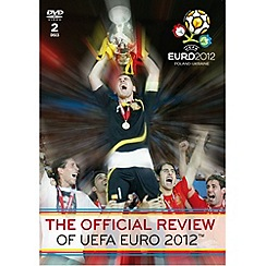 DVD - The Official Review of UEFA EURO 2012 [DVD]