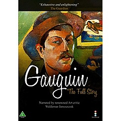 DVD - Gauguin, The Full Story [DVD]