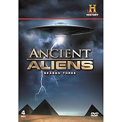 DVD - Ancient Aliens Season 3 [DVD]