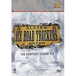 DVD - Ice Road Truckers: Season 6 [DVD]