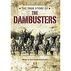 DVD - Dambusters the True Story [DVD]