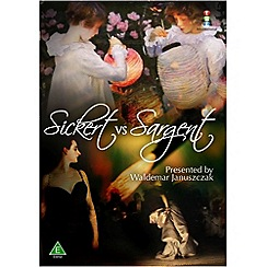 DVD - Sickert Vs. Sargent [DVD]