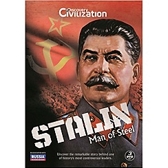 DVD - Stalin: Man of Steel [DVD]