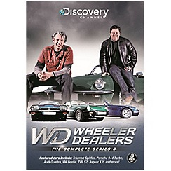 DVD - Wheeler Dealers: Series 6 [DVD]