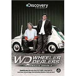 DVD - Wheeler Dealers: Series 5 [DVD]