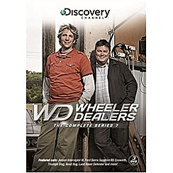 DVD - Wheeler Dealers: Series 7 [DVD]