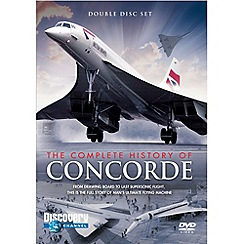 DVD - The Complete History Of Concorde [DVD]