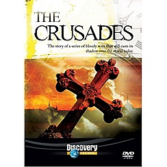 DVD - The Crusades: Crescent and the Cross [DVD]