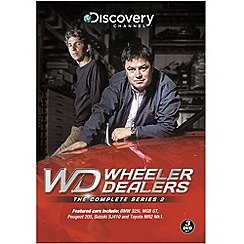 DVD - Wheeler Dealers: Series 2 [DVD]