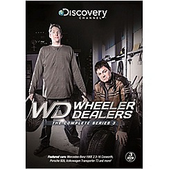 DVD - Wheeler Dealers: Series 3 [DVD]