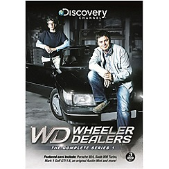 DVD - Wheeler Dealers: Series 1 [DVD]