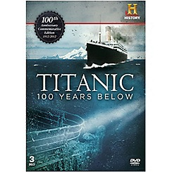DVD - Titanic - 100 Years Below [DVD]