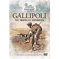 DVD - Gallipoli - The Frontline Experience [DVD]
