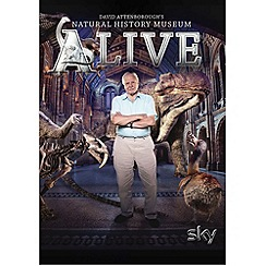 DVD - David Attenborough's Natural History Museum Alive [DVD]