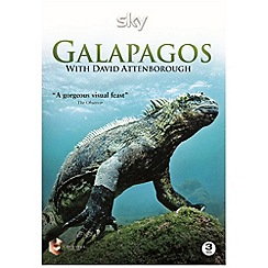 DVD - Galapagos with David Attenborough [DVD]