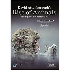 DVD - David Attenborough's Rise of Animals: Triumph of the Vertebrates [DVD]