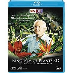Blu-Ray - Kingdom of Plants in 3D (Blu-ray 3D)