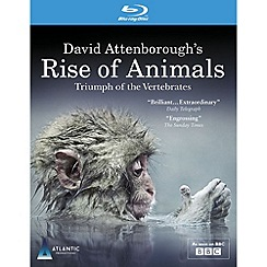 Blu-Ray - David Attenborough's Rise of Animals: Triumph of the Vertebrates [Blu-ray]