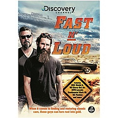 DVD - Fast N' Loud - Season 1 [DVD]