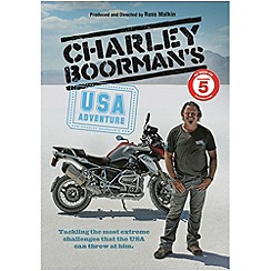 DVD - Charley Boorman's USA Adventure [DVD]