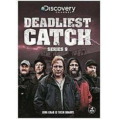 DVD - Deadliest Catch: Series 9 [DVD]