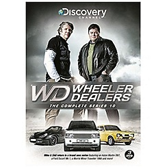 DVD - Wheeler Dealers: Series 10 [DVD]