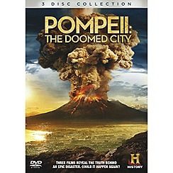 DVD - Pompeii: The Doomed City [DVD]